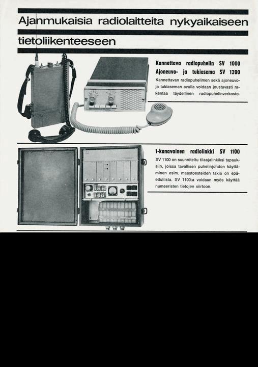 The History of Nokia 4