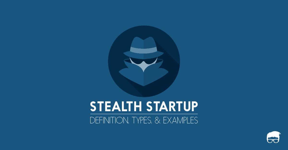 stealth startup