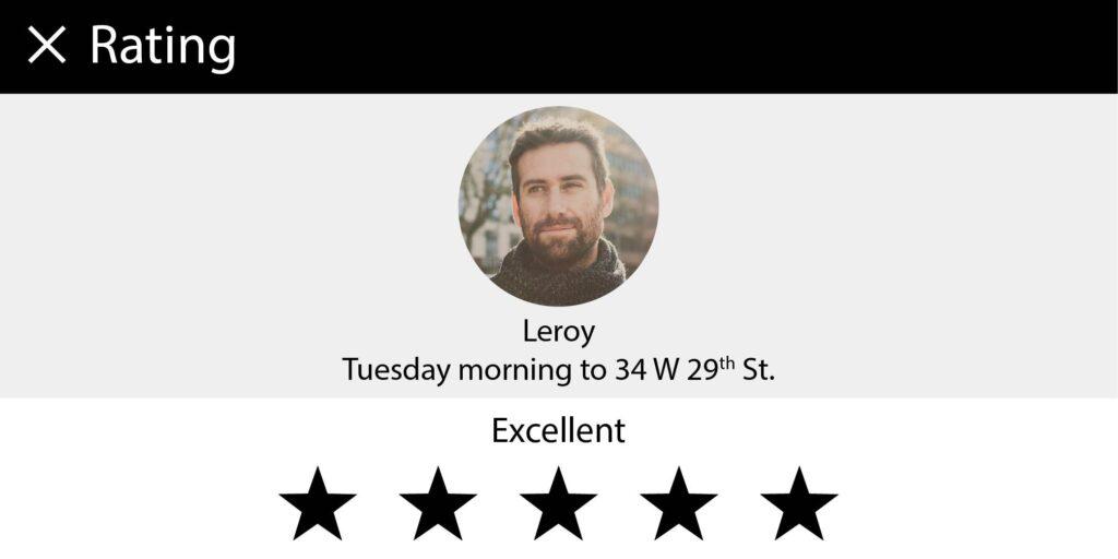 uber social validation