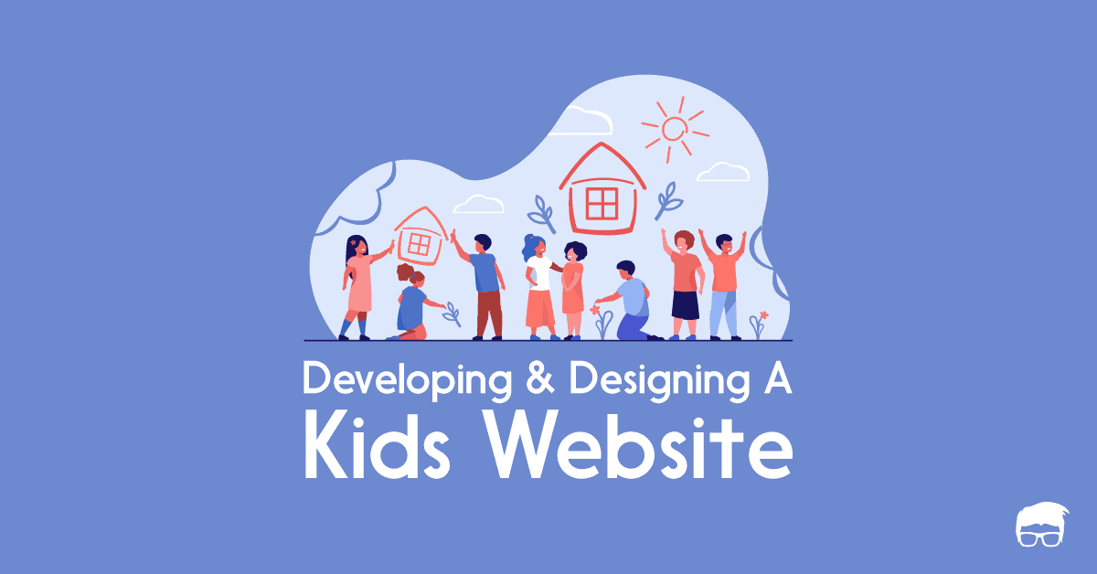 designing websites for kids