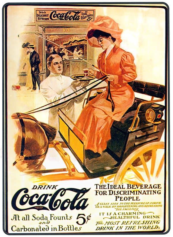 coca cola marketing study
