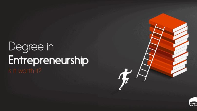 degree in entrepreneurship