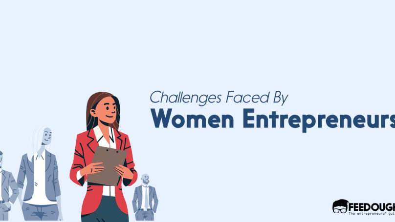 women entrepreneur challenges