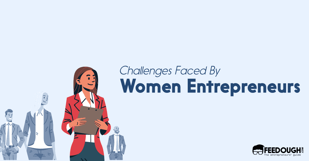women entrepreneur challenges
