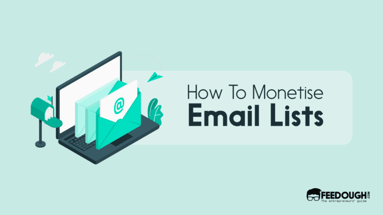 email list monetisation