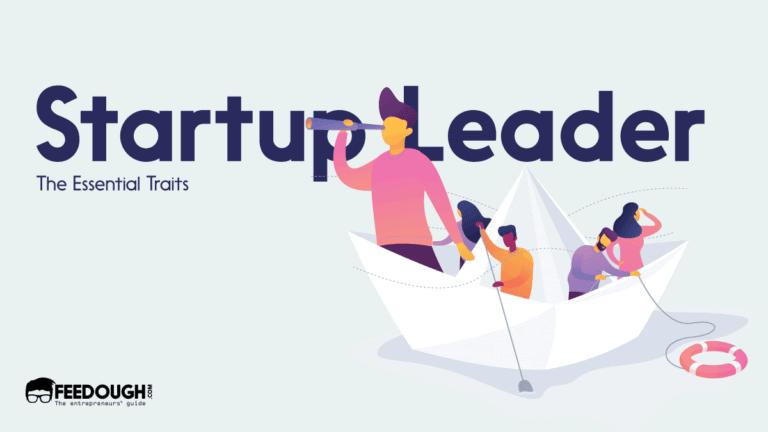 startup leader traits