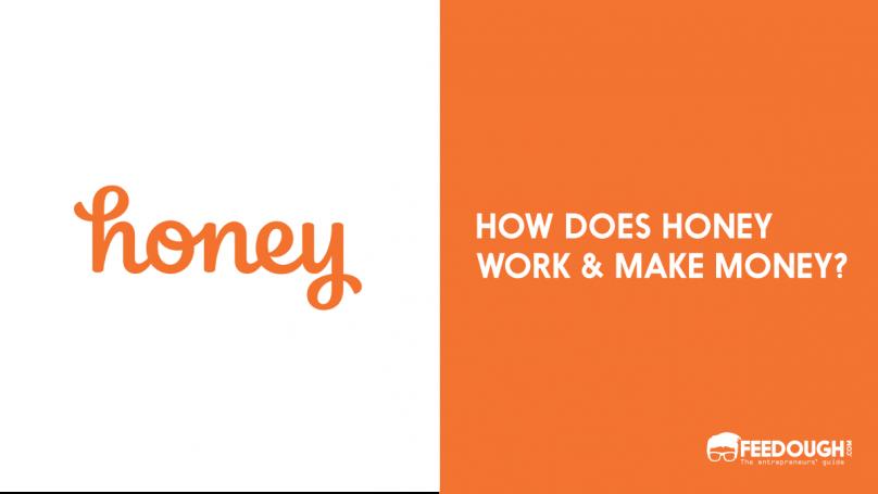 How does honey make money honey business model