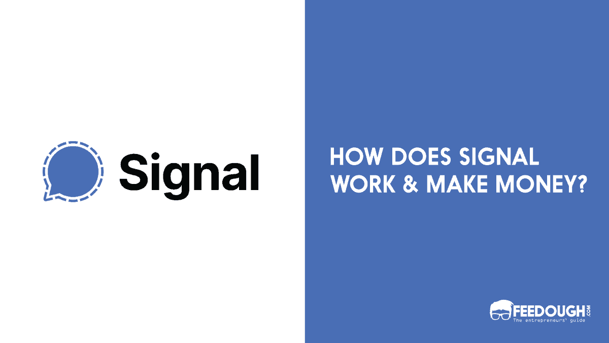 Signal business model