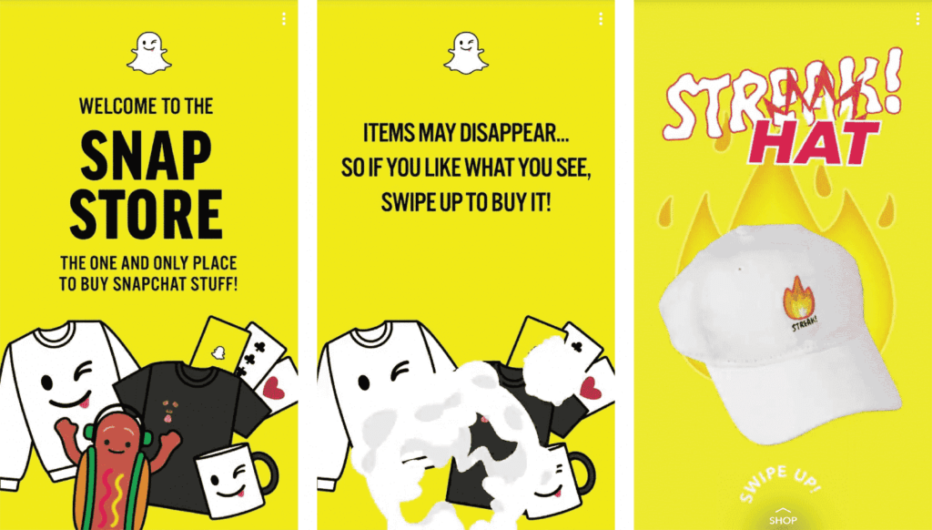 Snap Store