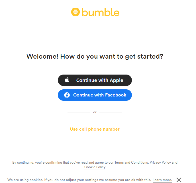 how bumble works