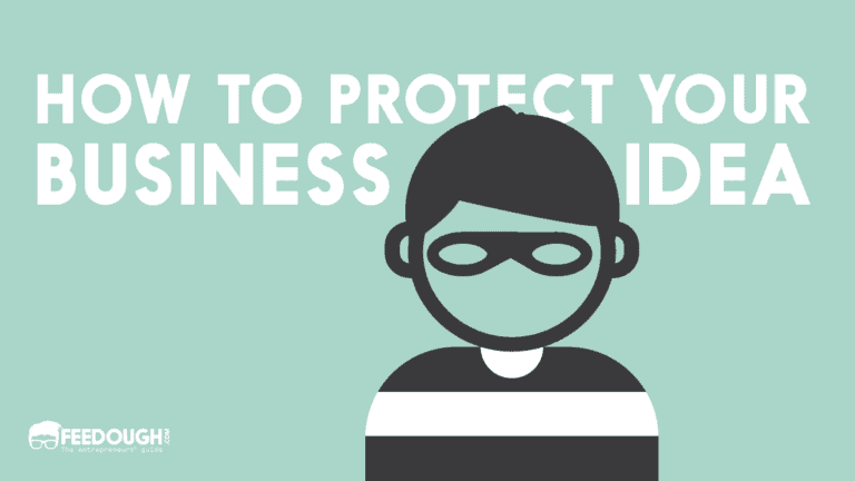 how to prevent others from stealing your business ideas