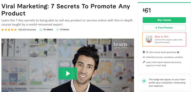 fiverr learning revenue