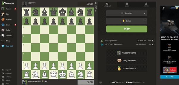 Chess.com revenue model
