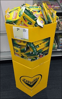 dump bins