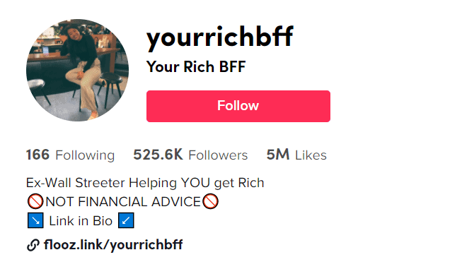 Your Rich BFF