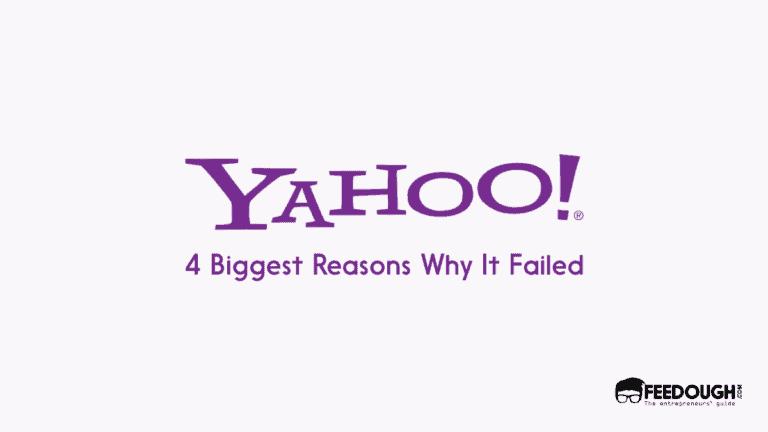 why yahoo failed
