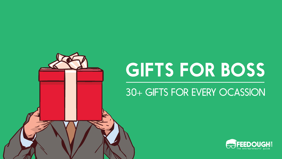 Gifts for boss